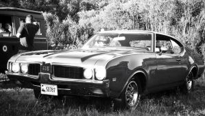 1969 Oldsmobile 442 by Marissa1997