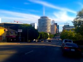 Capitol Records by GeneLythgow