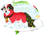 snapper: christmas edition by BabyWolverines