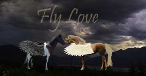 Fly love by WildHorses21