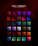Gradients Pack #4 - Deep End by Evey-V