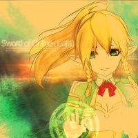 Sword ART Online Leafa by reysie2821