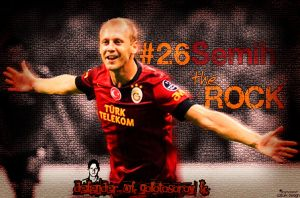Semih The Rock by ozturkdesign