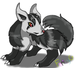 Mightyena by FancyG