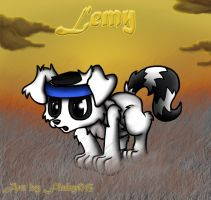 Lemy in Dog by flaky013