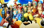 We Are Nakama by Smudgeandfrank