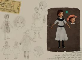 Dorothy Character Sheet by hwilki65