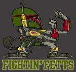 Fightin' Fetts by ATLbladerunner