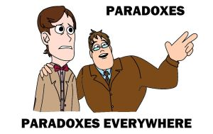 Paradoxes Everywhere by Strabius