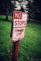 No Stops On The Way To Success by Fair-Uh-Grrr