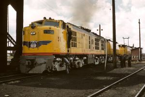 Union Pacific Steam Turbine by KirovRampager