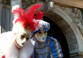 Carnival of Venice, Italy by AfroDitee