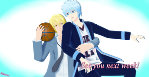 MMD -See you next week- by Hikary1
