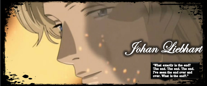 Johan Timeline cover by Lorkar
