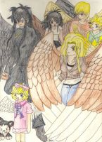 Maximum Ride by YamakaiYoko