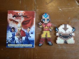 Avatar: The Last Beadsprite by 8bitsofawesome