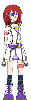Redesign: Kairi by LarrydaLaptop