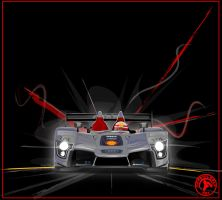 ALMS Audi 2009 by graphicwolf