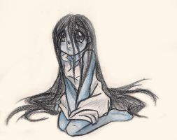 Grudge needs a hug by Melle-d
