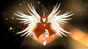 Queen Lauren Faust Wallpaper by IIThunderboltII