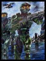 halo wars fanart by WinterSpectrum