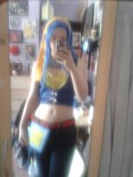 Levy Cosplay WIP by MissDarkAngel167