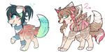 [Collab] auction by puqqie