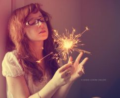 The Spark in Us All by MarieLouisePhoto