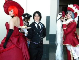 Anime Boston Black Butler 2 by WalkingFatJoke