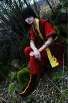Prince Zuko - Avatar: The Last Airbander by OkariDane