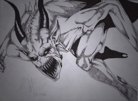 mr satan from seven hell by abiboge