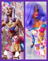 Katy Perry California Gurls by arkohio