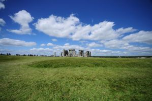 Stone henge by bob-in-disguise