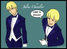 Julius Chevalier by gucci84