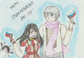 APH- Happy Independence Day~ by dani-java