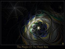 The Magic Of The Deep Sea by Brigitte-Fredensborg