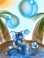 Dragonvale- My Water Dragon by Ruby-Orca-616