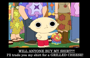 Grilled Cheese by PlatypusLuver