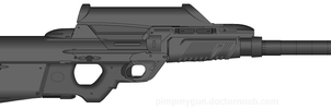 Vallkiir E-mag precision rifle by wbyrd