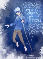 Jack Frost by Dinoralp