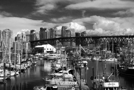 Granville to Vancouver by esoup13