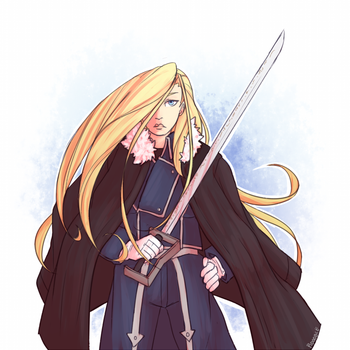 Olivier by Pidoodle