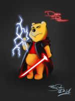 Darth Pooh by zimpo