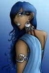 The Bombay Sapphire -color- by BlueMoonCrescent