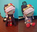 Legend of Zelda Amigurumi: Sorcerer Vaati by ribbonelle00