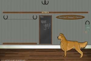 PD Leave it to Me - Golden Retriever by painted-cowgirl