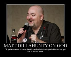 Matt Dillahunty on God by fiskefyren