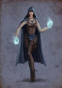 Mage by chillymania