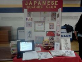 The Modern Visual Japanese Culture Club's Board!!! by geek4life14