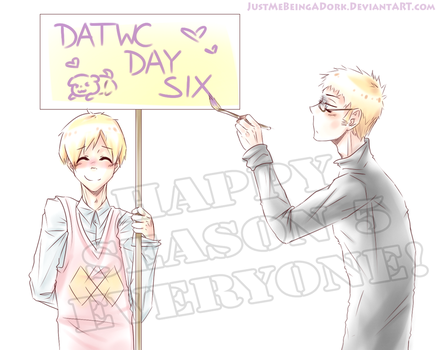DATWC Day 6 by JustMeBeingADork